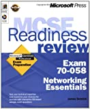 MCSE Readiness Review Exam 70-058 Networking Essentials (073560536X) by Microsoft Press