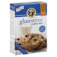 King Arthur Flour Cookie Mix, Gluten Free, 16-Ounce (Pack of 3) from King Arthur