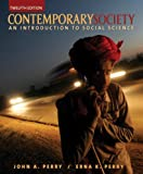 img - for Contemporary Society: An Introduction to Social Science (12th Edition) book / textbook / text book