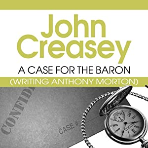 A Case for the Baron Audiobook