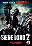 Siege Lord 2: Day Of The Siege [DVD]