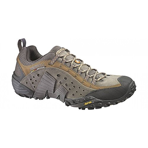 Merrell Intercept Mens Hiking Shoe - Mocha Brown - 8/42