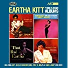Four Classic Albums (That Bad Eartha / Down To Eartha / Thursdays Child / St. Louis Blues )