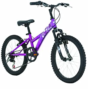 Diamondback Girls' Tess 20 Jr Mountain Bike (20-Inch Wheels)