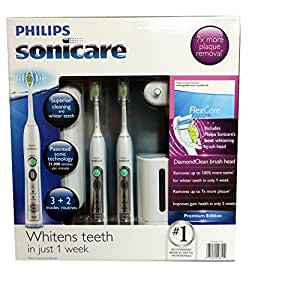 Philips Sonicare Flexcare Rechargeable Sonic Toothbrush Premium