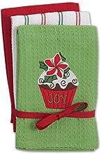 Kay Dee Designs Cucpakes Embr 3pc Towel SET