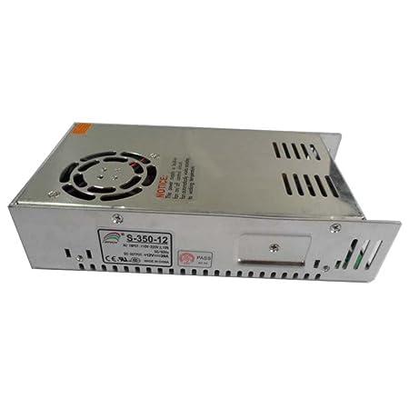 Smarstar AC110-220V à DC12V 29A 350W Conducteur d'alimentation électrique Driver pour CCTV LED Bande de lumière