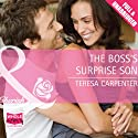 The Boss's Surprise Son (       UNABRIDGED) by Teresa Carpenter Narrated by Jennifer Woodward