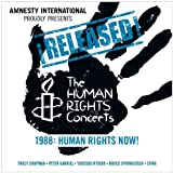 iReleased! - The Human Rights Concerts - Human Rights Now! (1988) by Various Artists (2013) Audio CD