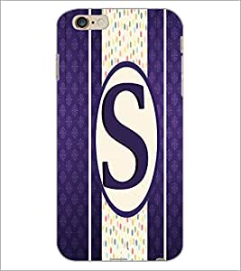 PrintDhaba GRANDbet S D-2725 Back Case Cover for APPLE IPHONE 6S (Multi-Coloured)