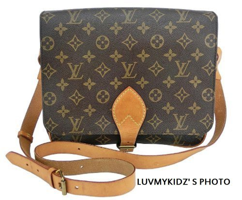 Louie Vuitton Stitch