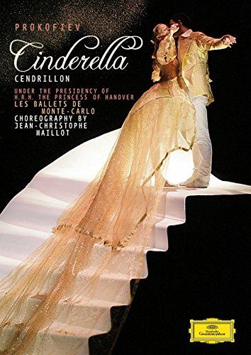 Cinderella: Les Ballets De Monte Carlo [DVD] [2008]