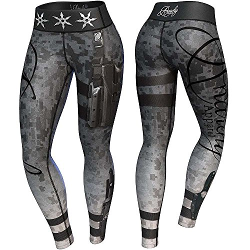 anarchy-apparel-leggings-vigilante-compression-pants-mma-fitness-gym-aerobic-grosse-s