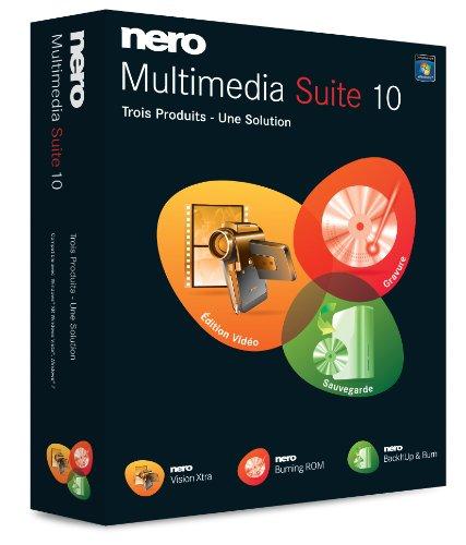 Nero Multimedia Suite 10 [2010][Clé a vie] [UD]