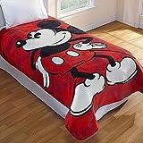 Disney Mickey Hips Fleece Blanket