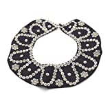 Pearly Queen of Chelsea Silk Collar||RF10F