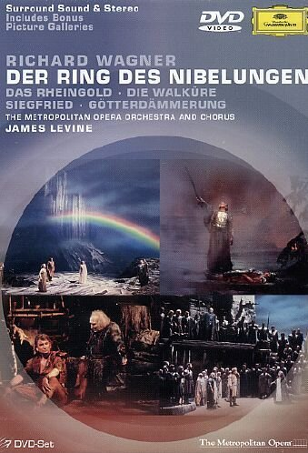Wagner: Der Ring des Nibelungen - Complete Ring Cycle (Levine, Metropolitan Opera) (Operas De Wagner compare prices)