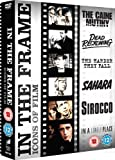 Humphrey Bogart - In The Frame Collection (Sahara/Dead Reckoning/The Caine Mutiny/The Harder They Fall/Sirocco/In A Lonely Place) [DVD]