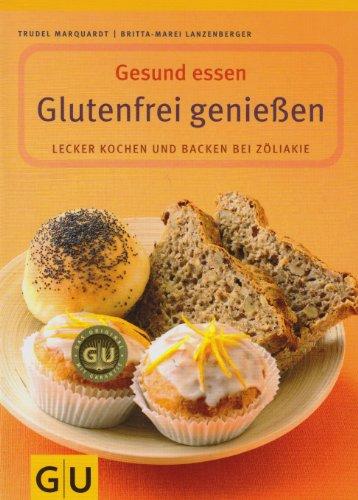 libro glutenfrei genie en gesund essen lecker kochen und backen bei z liakie mit. Black Bedroom Furniture Sets. Home Design Ideas
