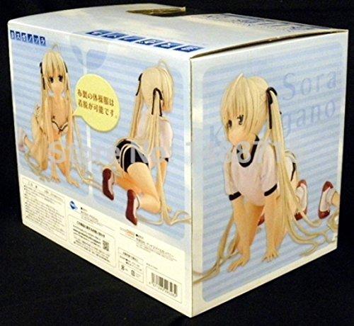 Mall Market Alter 1/4 Scale Yosuga no Sora Haruka Kasugano Sora Gym Suit Kneel Sexy Cute Action Figure Toys Box