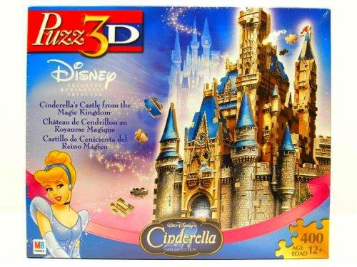 Cheap Hasbro Puzz 3D Disney Cinderella's Castle – Special Edition (B000UEXBTI)