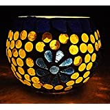 Home Decor Glass Tea Light Round Candle Holder 3 Inches