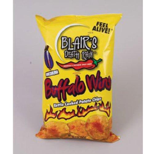 Blairs Buffalo Wings Chips - 142g