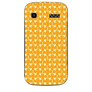 Skin4Gadgets ABSTRACT PATTERN 268 Phone Skin STICKER for MICROMAX BOLD (A35)