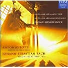 Lotti : Missa Sapientiae / Bach : Magnificat  BWV 243a