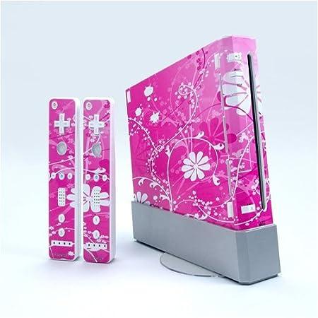 Wii Dual Colored Skin Sticker,Wii0620-12