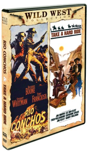 Rio Conchos/Take a Hard Ride (Double Feature)