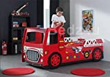 Single Fire Engine Kid 's Bett thumbnail