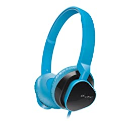 Creative Hitz MA2300 Premium Headset for Music and Calls (Blue)