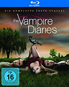 The Vampire Diaries - Die komplette erste Staffel (4 Blu-rays) [Blu-ray]