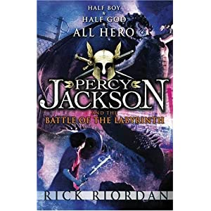 Percy Jackson and the Battle of the Labyrinth (Percy Jackson & the Olympians, Book 4)
