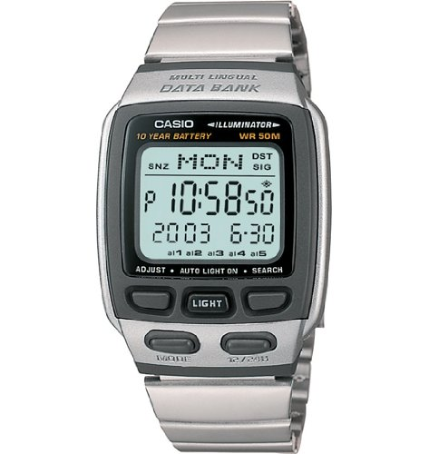 Casio Data Bank Digital Watch DB-37HD-7AV price in Pakistan 7e4bfd15b4