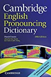 Cambridge English Pronouncing Dictionary, 18 Ed.