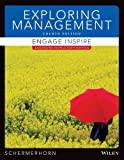 img - for Exploring Management, Fourth Edition Binder Ready Version book / textbook / text book