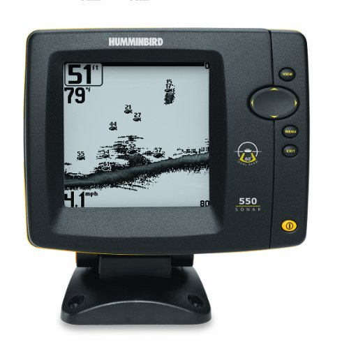 Humminbird fishfinder humminbird fishfinder 550 fish for Humminbird portable fish finder