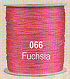 #066 Fuchsia Chainette Shawl Fringe - 1800 ft Spool