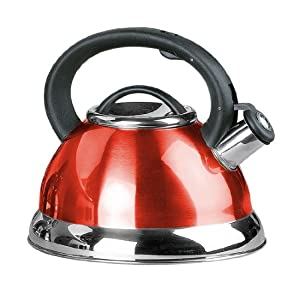 Brylanehome Whistling Tea Kettle by BrylaneHome