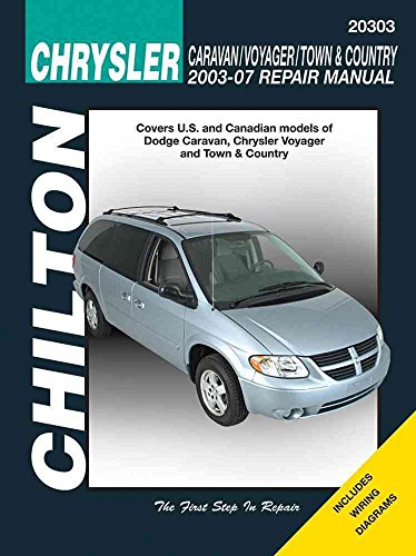 dodge-caravan-automotive-repair-manual-03-07-by-john-wegmann-published-february-2011