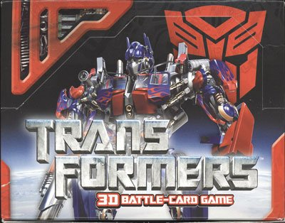 Transformers 3D Battle-Card Game - Buy Transformers 3D Battle-Card Game - Purchase Transformers 3D Battle-Card Game (Wizards of the Coast, Toys & Games,Categories,Games,Card Games,Collectible Trading Card Games)