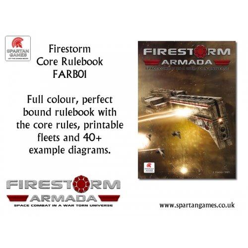 Firestorm Armada Rulebook - 1