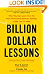 Billion Dollar Lessons: What You Can...