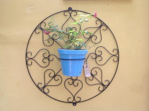 The Garden Store ROUND BIG WALL HOLDER