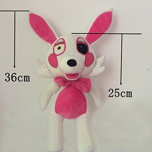 [Hare Best Plush Soft doll Stuffed Toys Great quality Chirstmas gift or Birthday for kids] (Five Nights At Freddys Costume Mangle)
