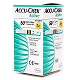Accu Check Active - 50 Tiras Teste