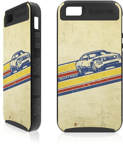 Special Sale Mustang Distressed Stripes Apple iPhone 5 Cargo Case