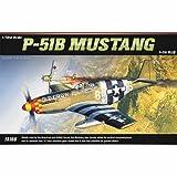 [Academy] Plastic Model Kit 1/72 North American Aviation P-51B MUSTANG (#12464) /item# G4W8B-48Q41882